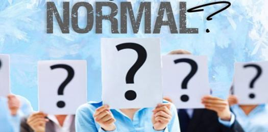 Are We Normal?  Learning About Ourselves Through Data