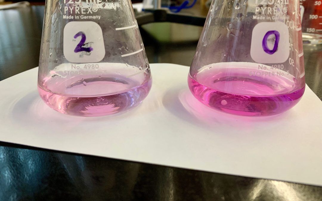 Titration Variations: Encouraging Authentic Labs